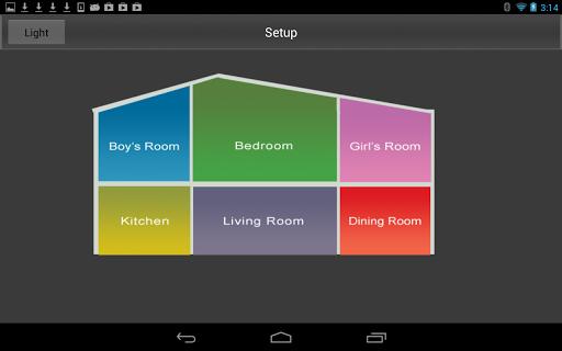 【免費工具App】智慧 燈控 節能 管理-APP點子