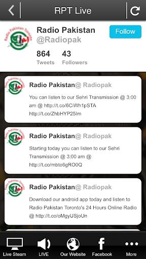 【免費音樂App】Radio Pakistan Toronto-APP點子