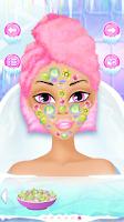 Screenshot of Ice Princess Spa Salon