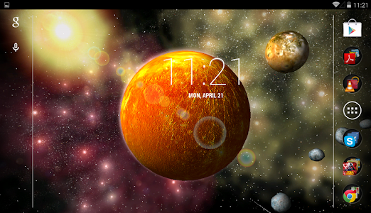 Unreal Space HD v1.1