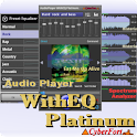 Audio Player WithEQ Platinum logo