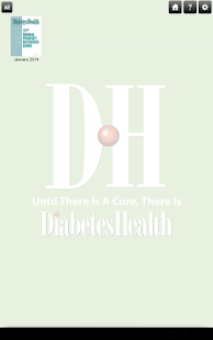 Diabetes Health- screenshot thumbnail