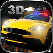 Mafia Bandit Riot Racing Car