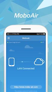 MoboAir - 云端 控制