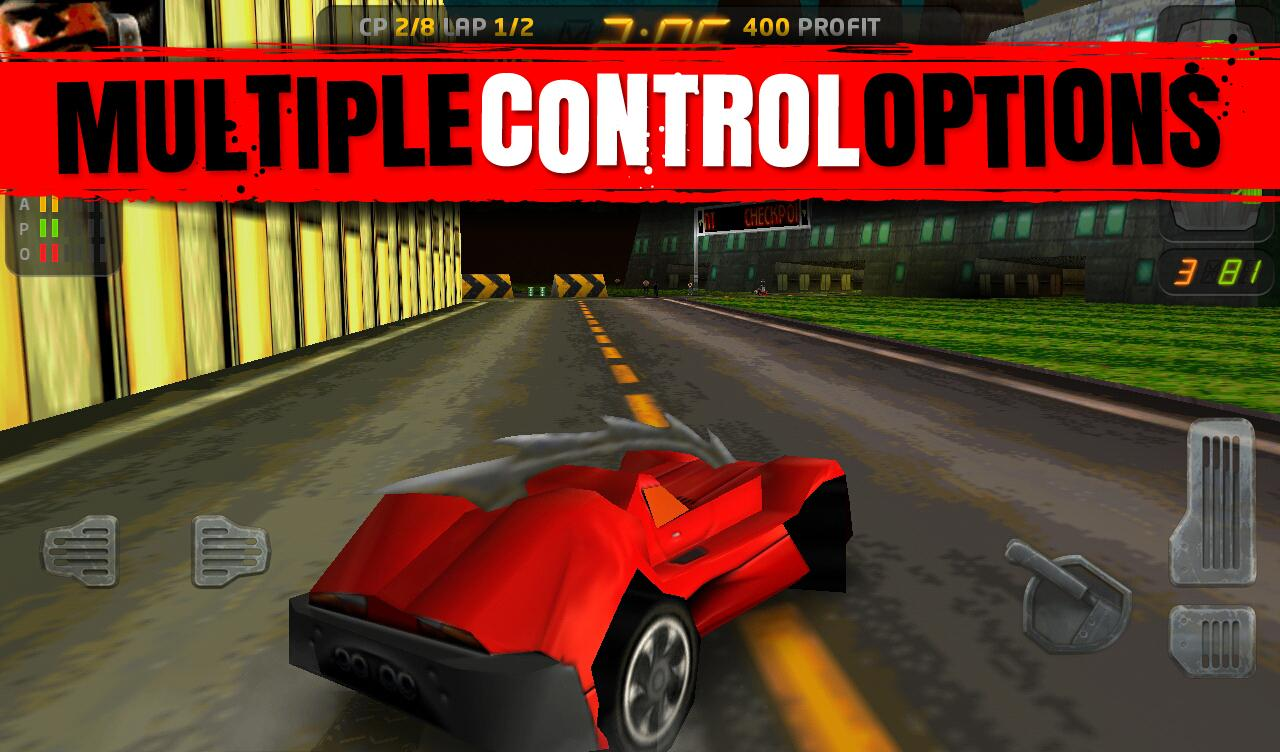 Carmageddon- screenshot