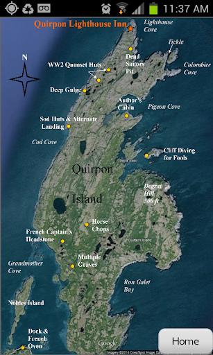 Quirpon Island Hiking Guide