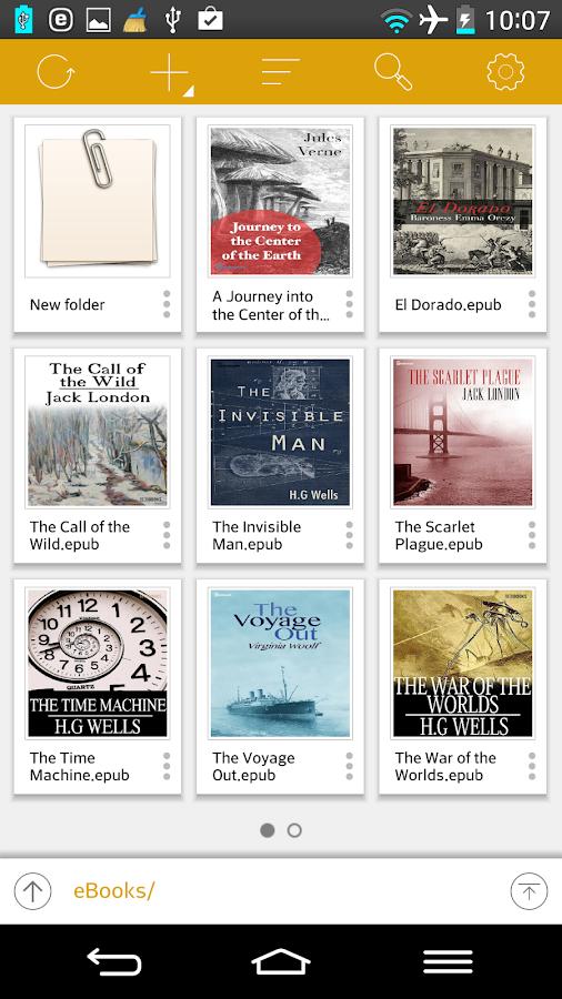 Smartreader Free - screenshot