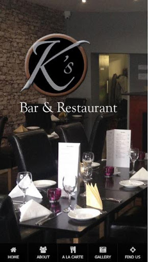 玩商業App|K's Bar and Restaurant免費|APP試玩