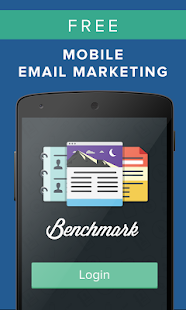Benchmark Email Free Mobile - screenshot thumbnail