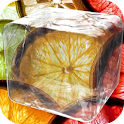 Fruits And Ice Cubes icon