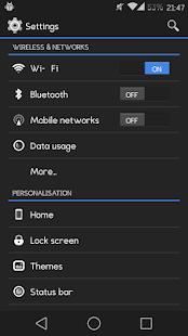 Eligible Sans [CyanogenMod 11]- screenshot thumbnail