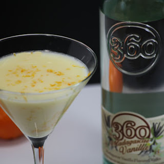 Orange Creamsicle Martini Recipes.