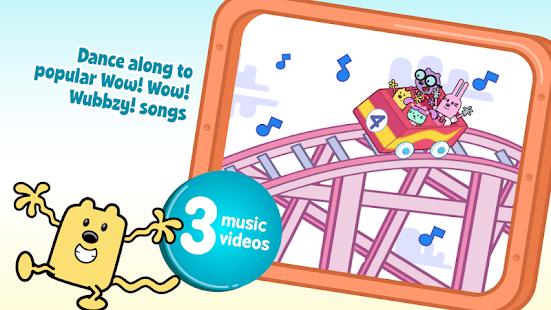 Wubbzy's Train Adventure - screenshot thumbnail