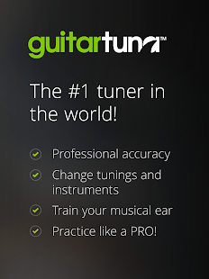 Guitar Tuner Free - GuitarTuna Screenshot 16