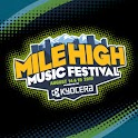 Mile High Music Festival logo