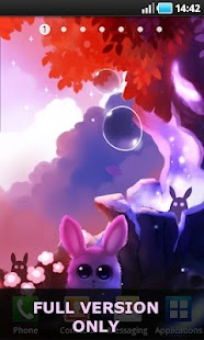 Bunny Forest Lite - screenshot thumbnail