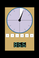 Screenshot of CountDown Clock