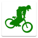 Bike Trace Free - GPS tracker icon