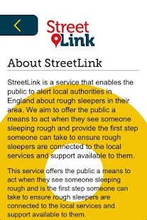 StreetLink- screenshot thumbnail