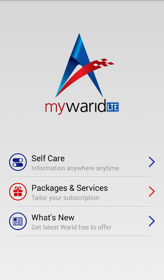 My Warid- screenshot
