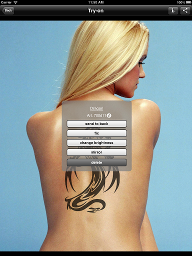 玩免費生活APP|下載Tattoos salon Primerun Tattoo app不用錢|硬是要APP