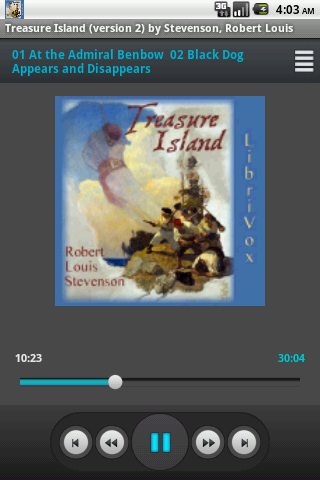 【免費音樂App】Treasure Island by Stevenson-APP點子