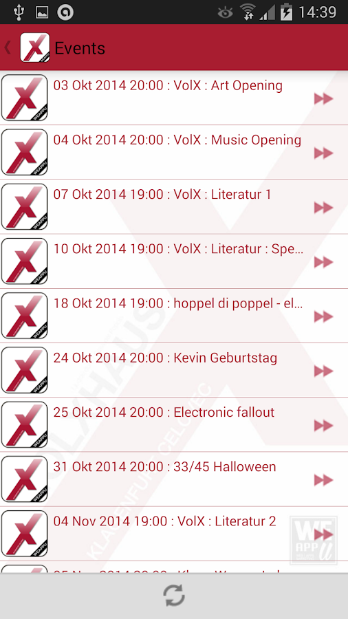 VolXhaus | Klagenfurt- screenshot