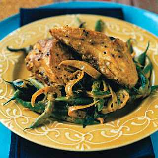 Chicken and Green Bean Coconut Curry