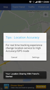 Real Time GPS Tracker -TrackOn screenshot 7
