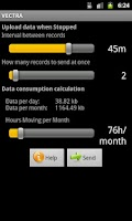 Screenshot of GPS Tracker Manager
