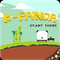 K-PANDA Theme GO Launcher EX logo