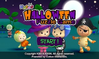 Screenshot of Hutos Puzzle Game for Smart TV