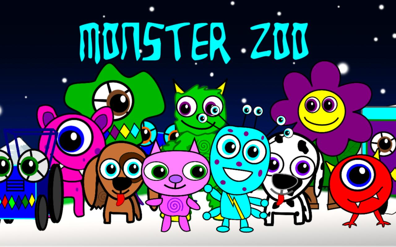 Monster Zoo- screenshot