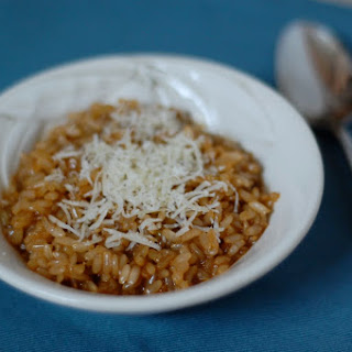 Brown Rice Risotto.