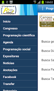 Congresso FORL - screenshot thumbnail