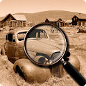 Ghost Town Hidden Objects icon