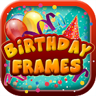 Happy Birthday Picture Frames icon