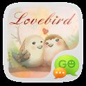 GO SMS Pro Lovebird Theme EX icon