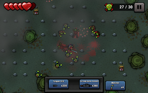 Zombie Scrapper- screenshot thumbnail