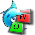 Word Fish icon