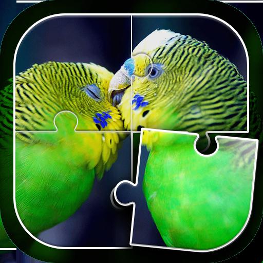 動物 ジグソーパズル 解謎 App LOGO-APP試玩
