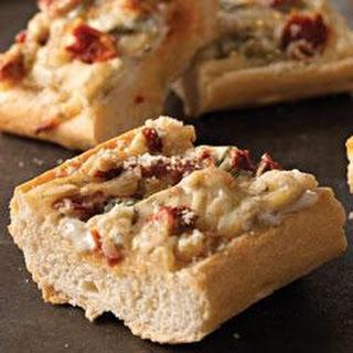 Cheesy Italian Pizza Loaf