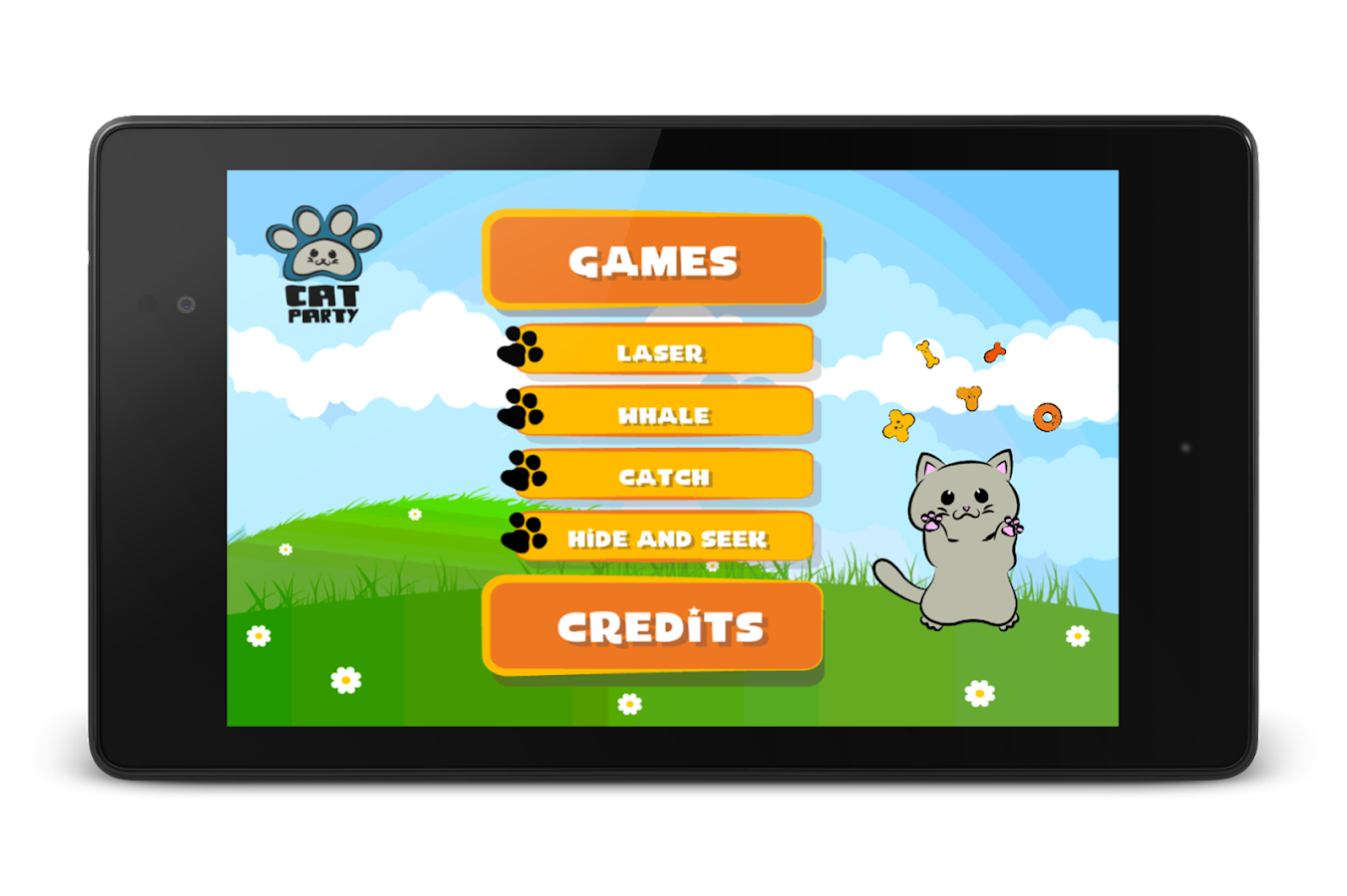 Cat Party- screenshot