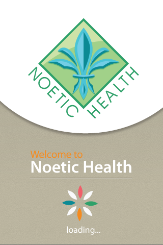 Noetic Health App - screenshot