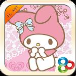 My Melody GO Launcher Theme V2 v1.0