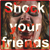 Terrible App. Scare friends!