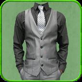 Paris Man Suit Photo Camera