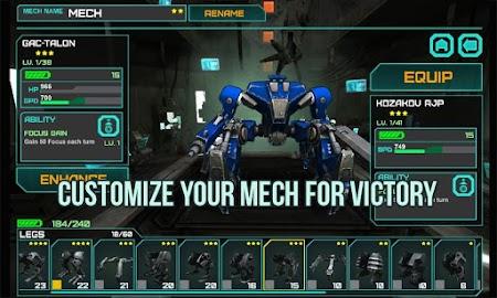 Mech Conquest Screenshot 4