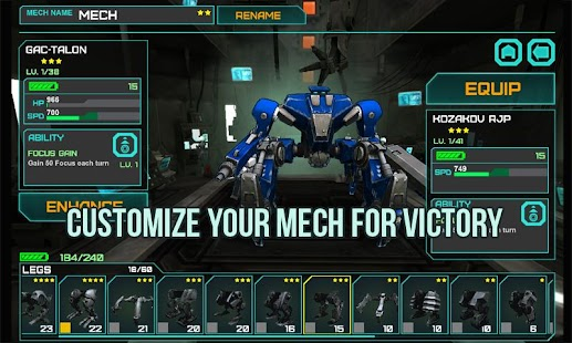 Mech Conquest Screenshot 29