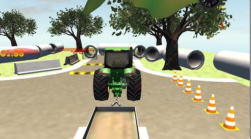 City Tractor 3D